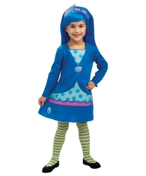 Blueberry Muffin Babykids Costume