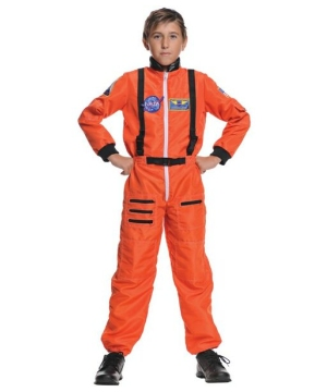 Astronaut Movie Boys Costume