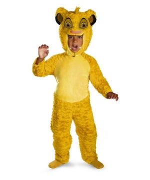 Lion King Simba Toddler Boys Costume deluxe