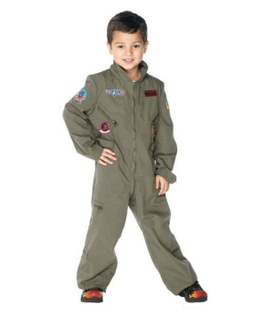 Boys Top Gun Costume