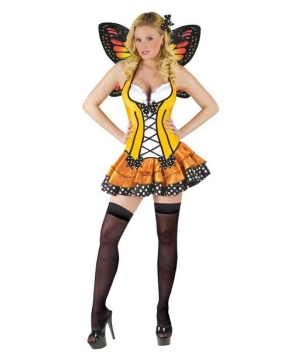 Butterfly Queen Women Costume