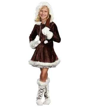 Eskimo Cutie Pie - Girl Costume