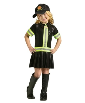 Fire Chief Kids Costume