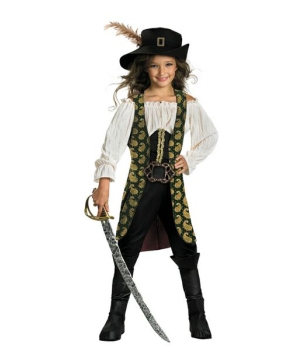 Girls Angelica Costume