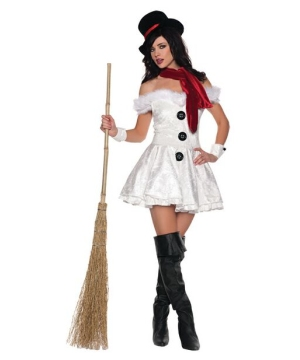 Girls Snow Costume