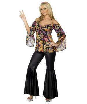 Hippie Costume - plus size Costume