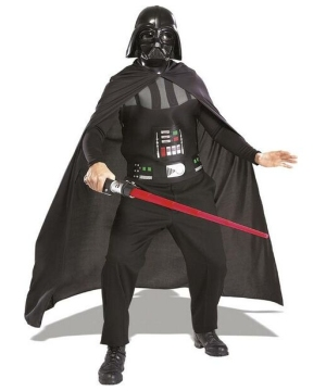 Mens Darth Vader Costume Kit