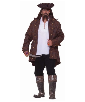 Mens plus size Costume  sc 1 st  Wonder Costumes & Products 41 to 60 of Pirate Adult Costumes