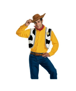 Woody Kit Mens Disney Costume
