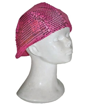 Pink Disco Hat Costume