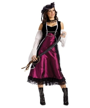Queen Seas Pirate Womens Costume