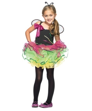 Rainbow Bug Costume