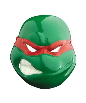 Raphael Ninja Turtles Mask - Adult Mask