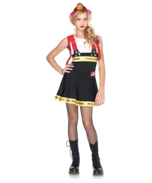 Sweetheart Firefighter Costume