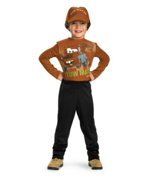 Tow Mater Toodler Boy Costume