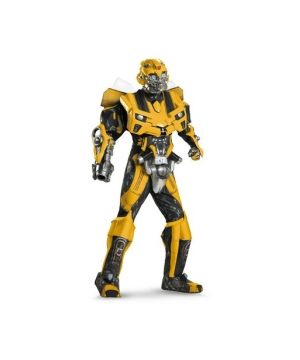 Transformers Bumblebee D Costume