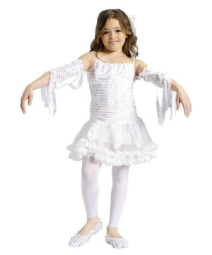 Tutu Mummy Kids Egyptian Costume