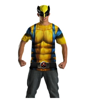 Wolverine Adult Costume
