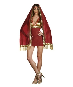 Womens Bolly Ho Costume