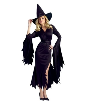 Gothic Witch Women Costume