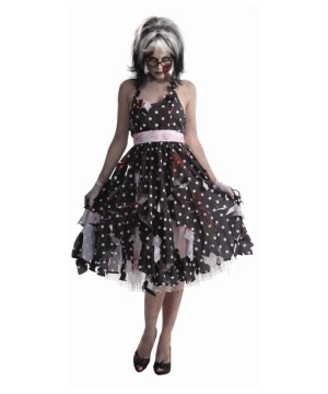 Zombie Housewife Women's Costume