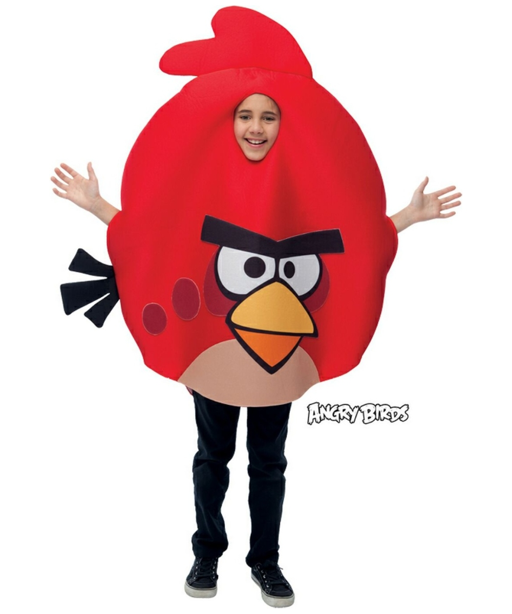 Angry Birds Kids Costume