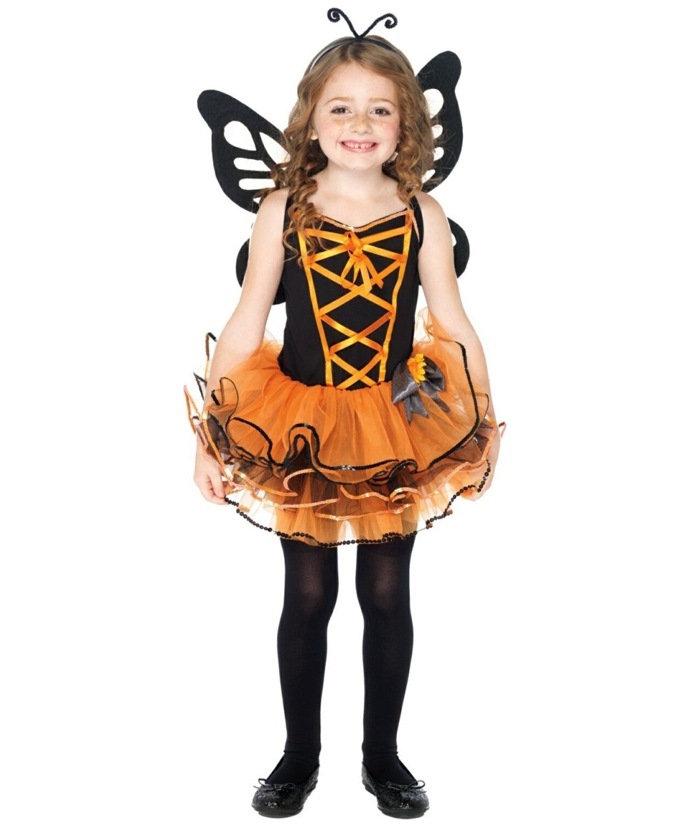 Attractive Beautiful Butterfly Kids Costume