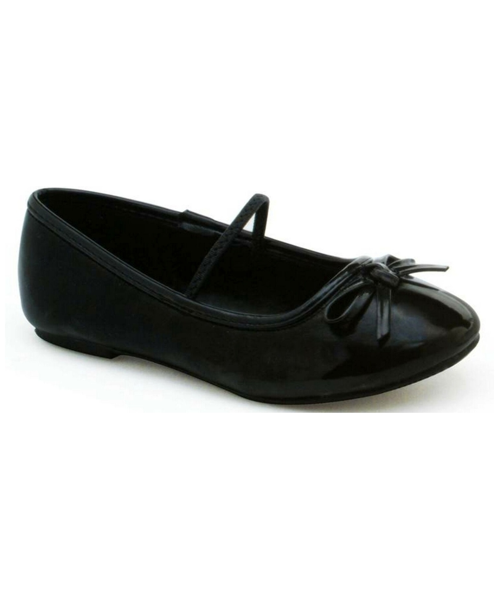 Black Ballet Flat - Costume Shoes
