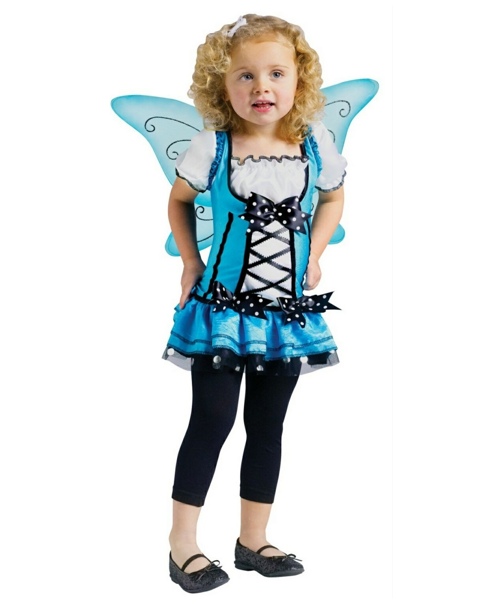 sc 1 st  Halloween Costumes & Blue-belle Fairy Costume - Baby Halloween Costumes