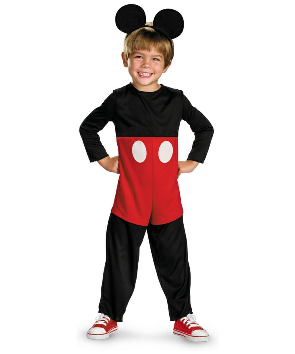 sc 1 st  Wonder Costumes & Disney Mickey Mouse Kids Costume - Boy Disney Costumes