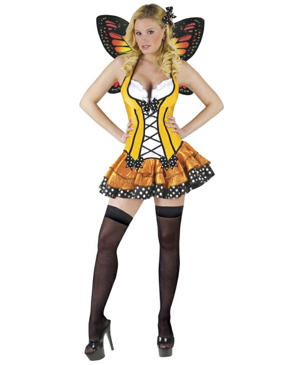 Butterfly Queen Women Costume