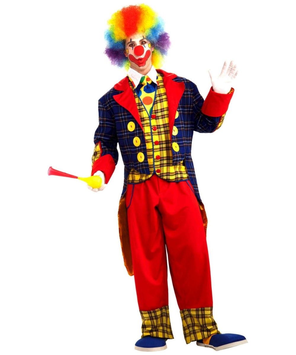 Checkers Clown Costume