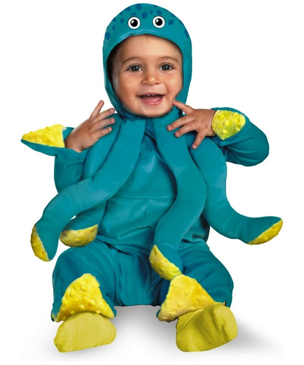 sc 1 st  Wonder Costumes & Cute Octopus Halloween Costume - Baby Costume
