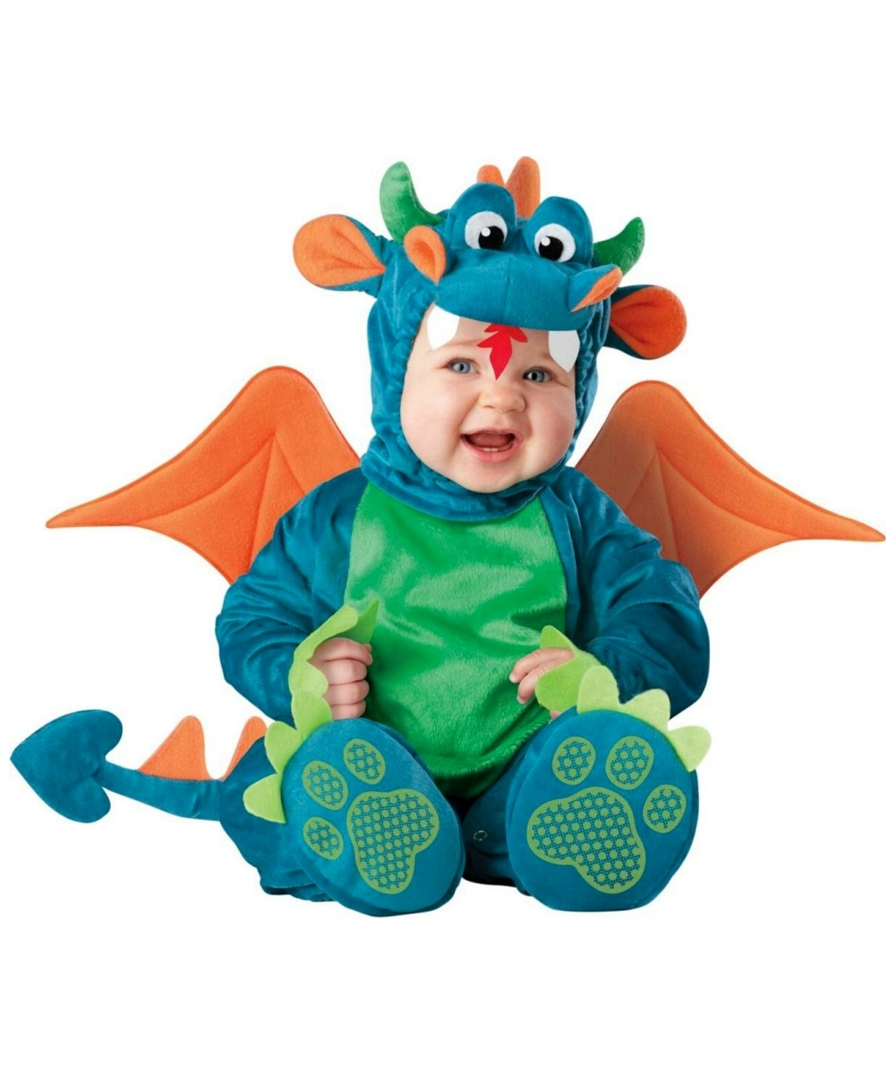 sc 1 st  Halloween Costumes & Dragon Dinky Infant Costume - Boy Halloween Costumes