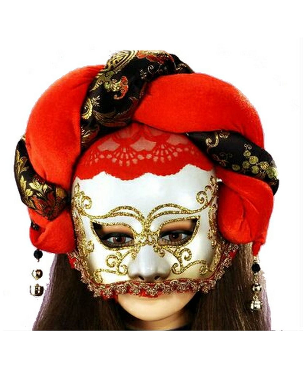 Detailed Mask Jester Hat Costume Osrs Wwwpicsbudcom