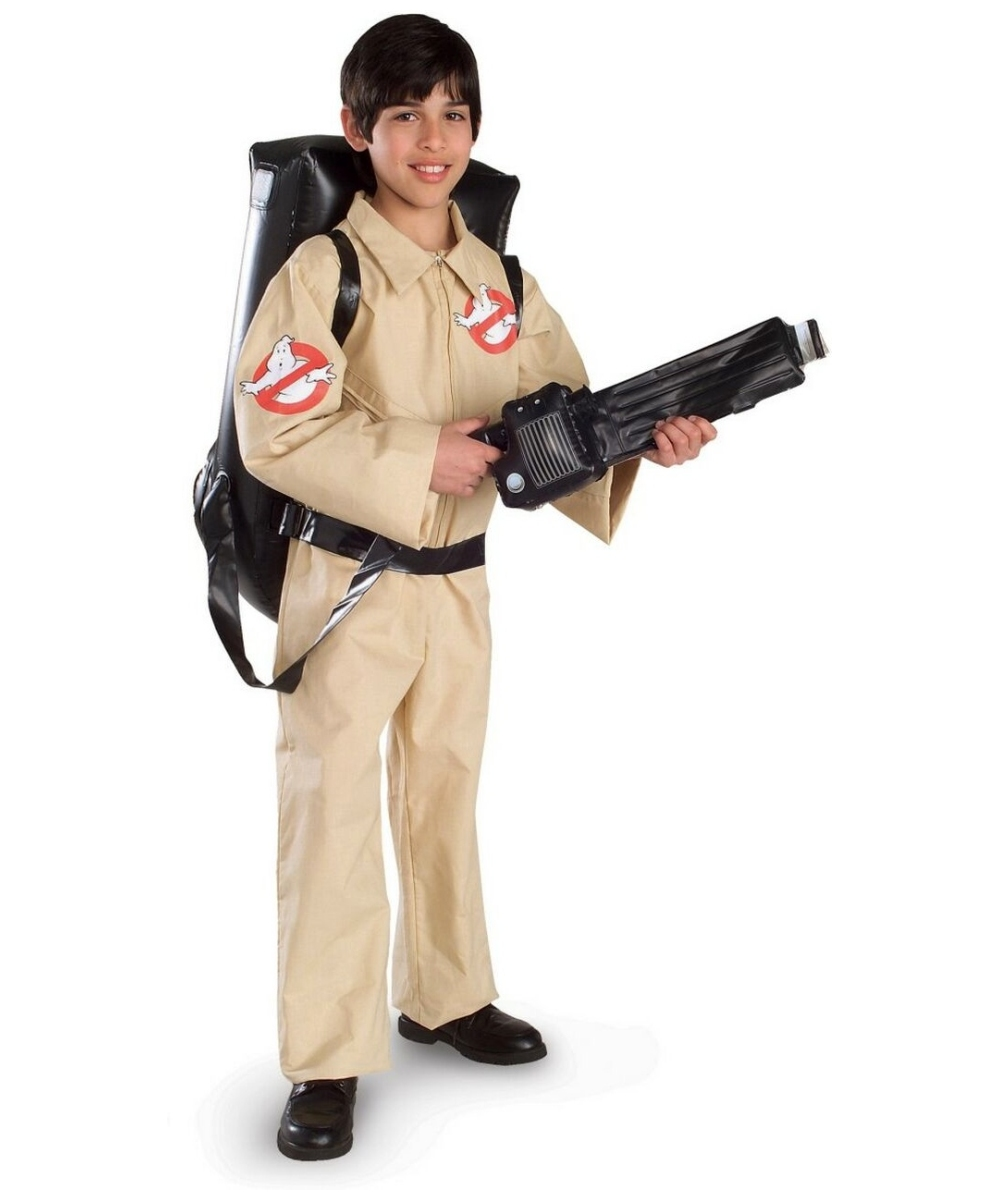 ghostbuster kids costume ghost halloween costumes
