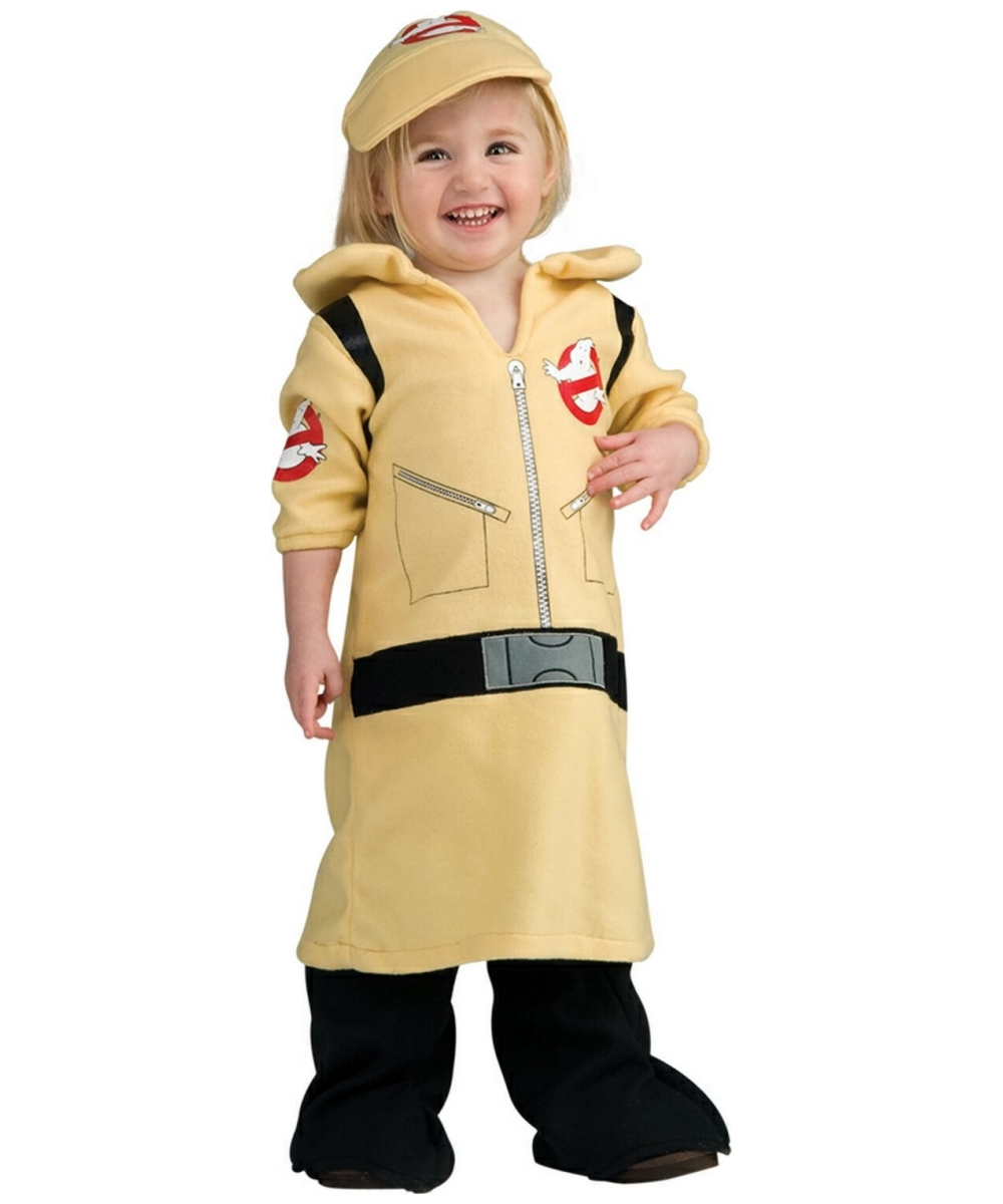 ghostbusters baby costume girls halloween costumes