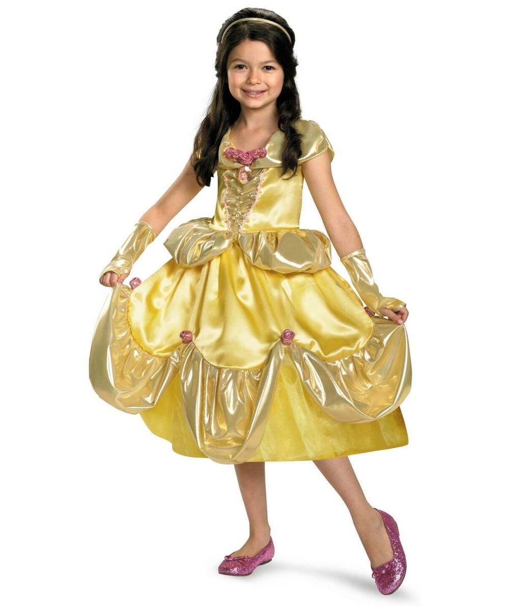 Belle Disney Princess Kids Costume Disney Princess Costumes