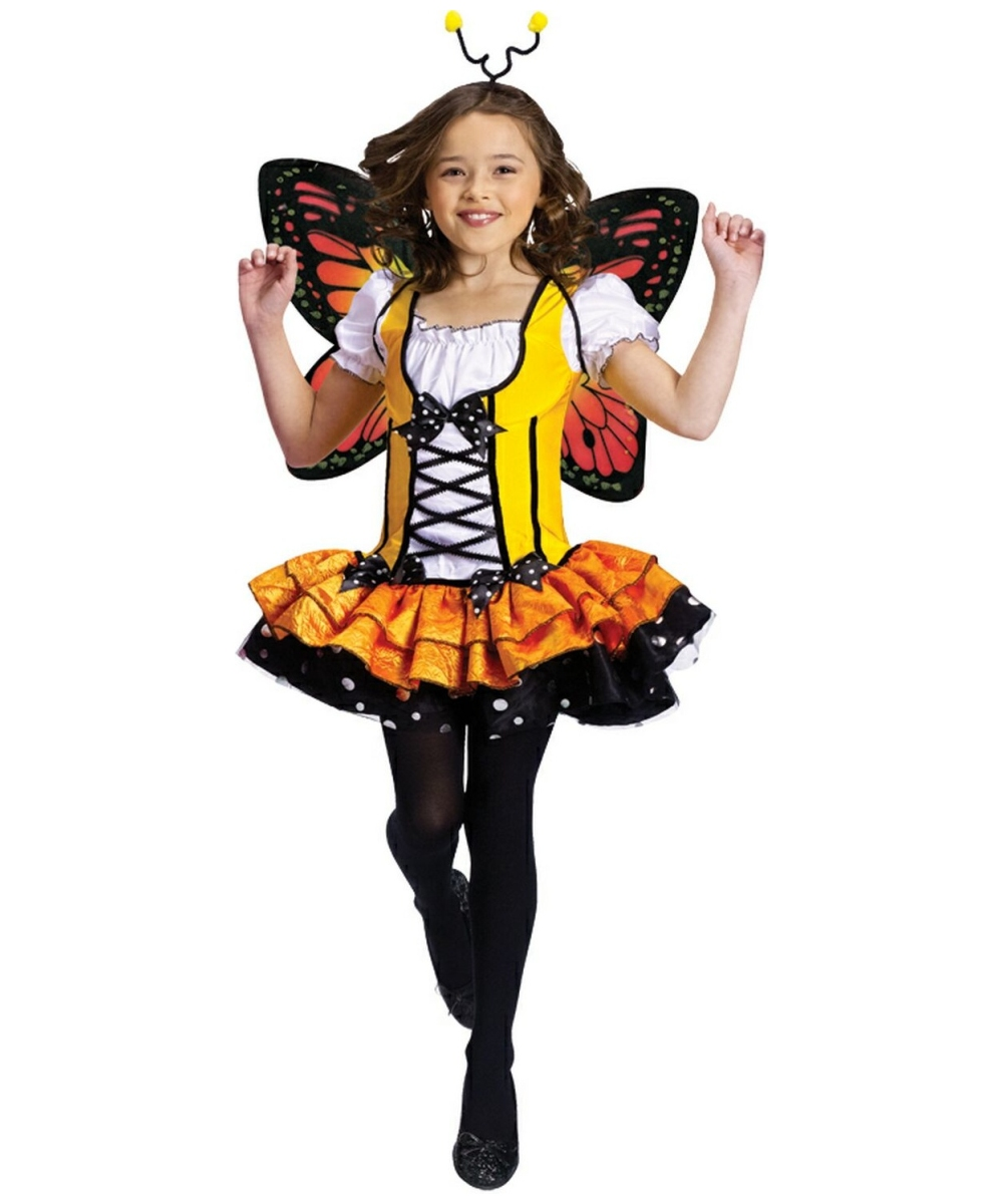 Butterfly Princess Kids Costume Girl Butterfly Costumes