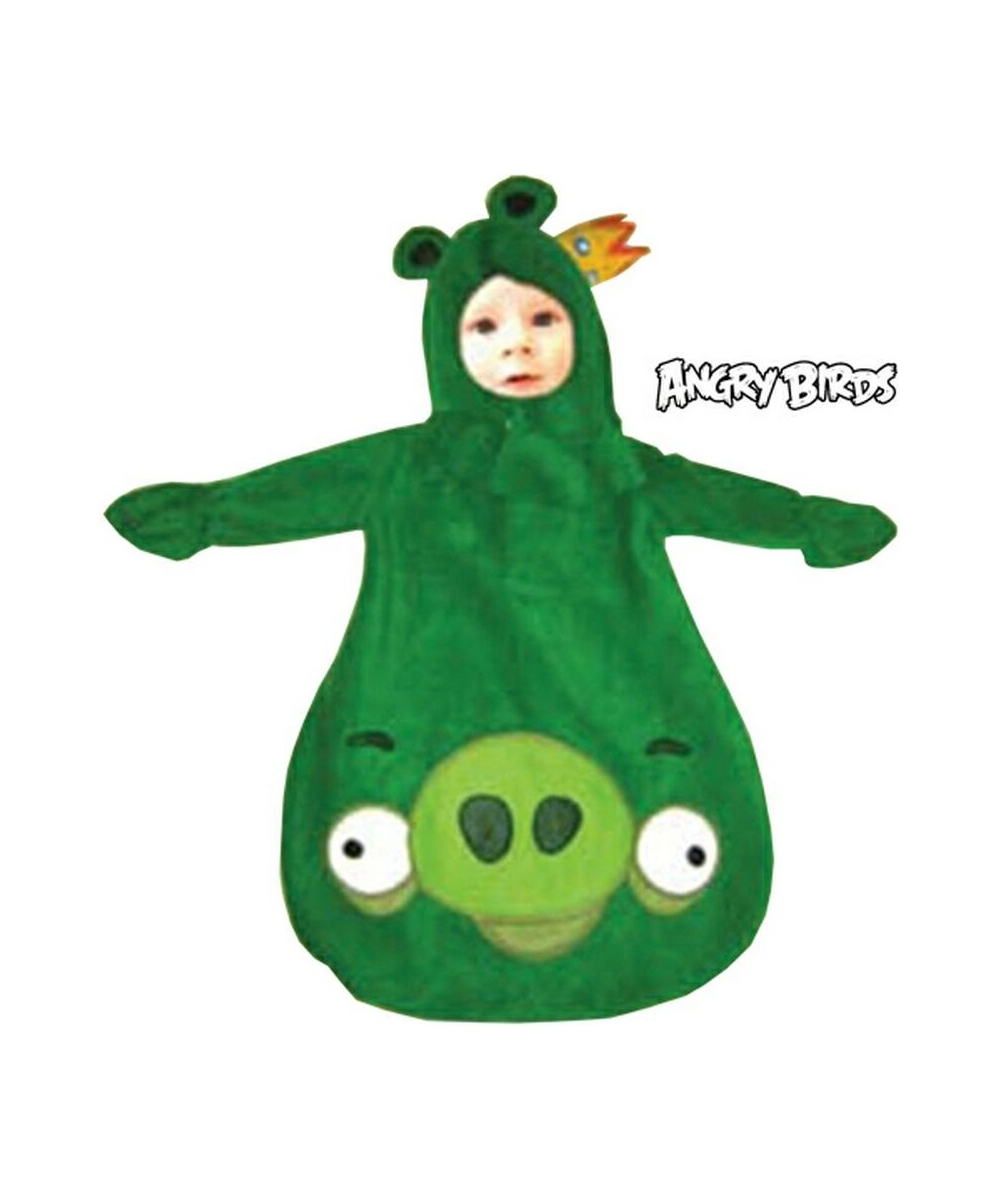 sc 1 st  Wonder Costumes & Green King Pig Baby Halloween Costume - Baby Halloween Costumes
