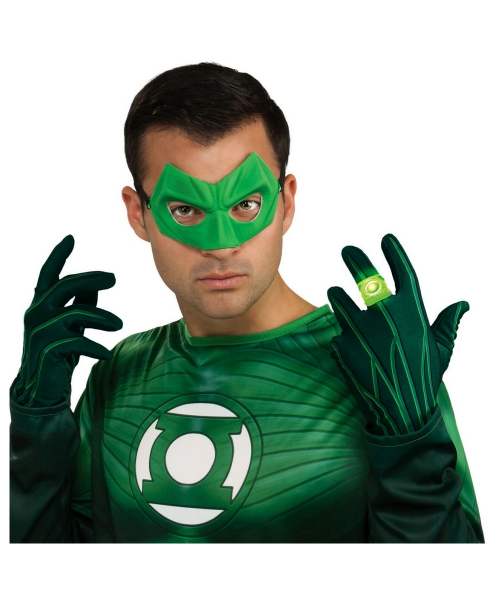 Green Lantern Lightup Ring