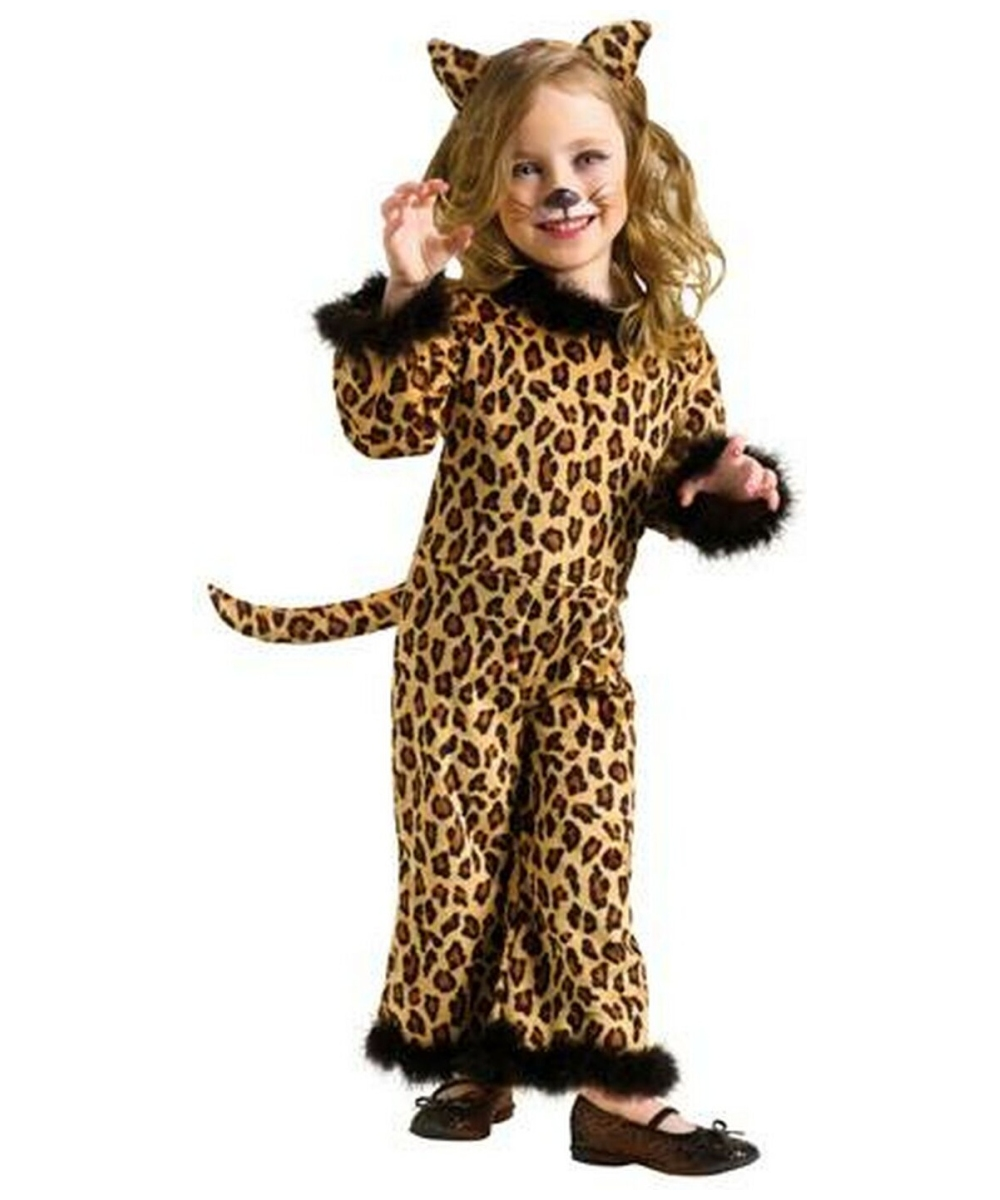 Leopard Pretty Baby Costume Girl Leopard Costumes