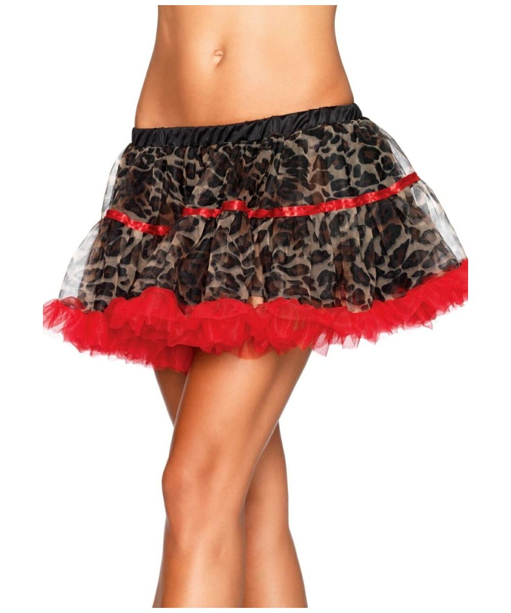 11d716414ab Adult Leopard Tutu - Women Halloween Costumes