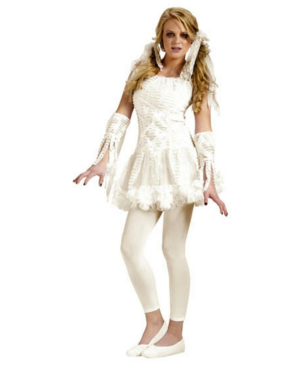 sc 1 st  Wonder Costumes & Mummy Sweet Teen Costume - Girl Egyptian Costumes