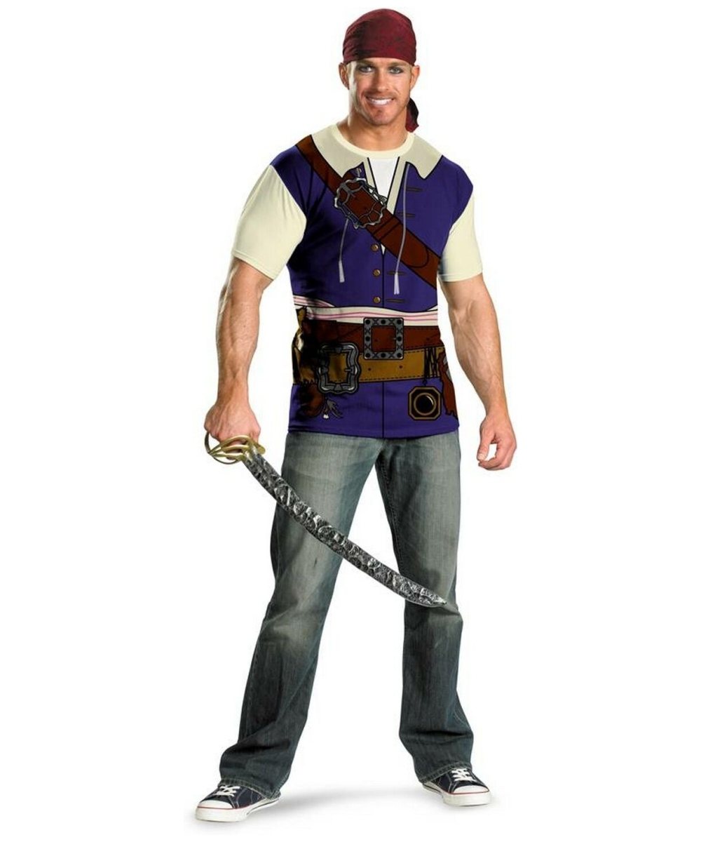 Adult Jack Sparrow Plus Size Pirate Disney Costume
