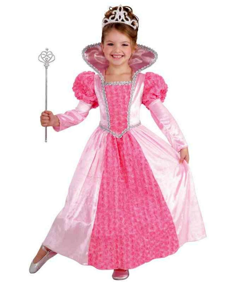 sc 1 st  Halloween Costumes & Princess Rose Kids Disney Costume - Princess Costumes