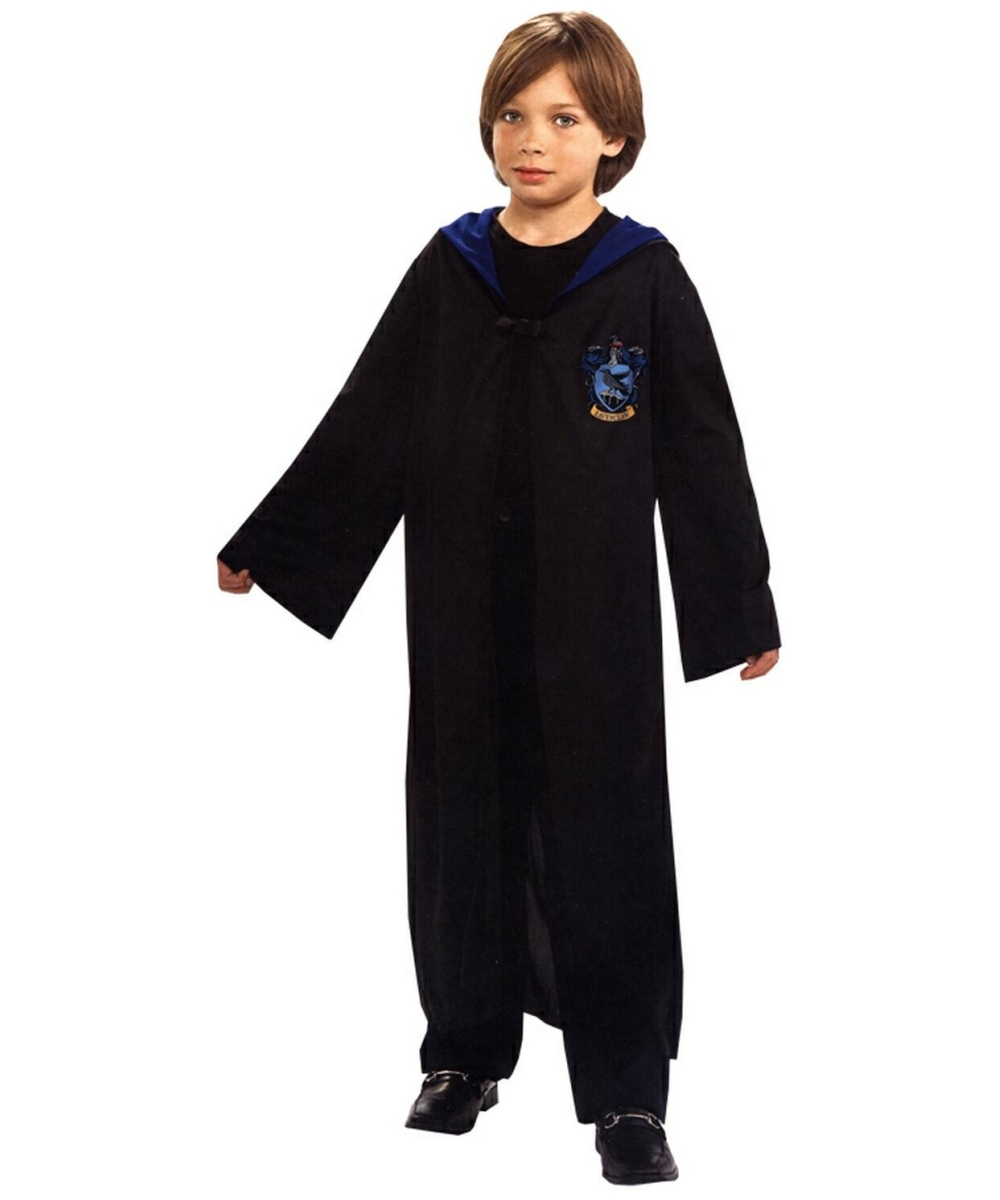 Ravenclaw Robe Costume - Kids Costume - Witch Halloween Costume at Wonder Costumes