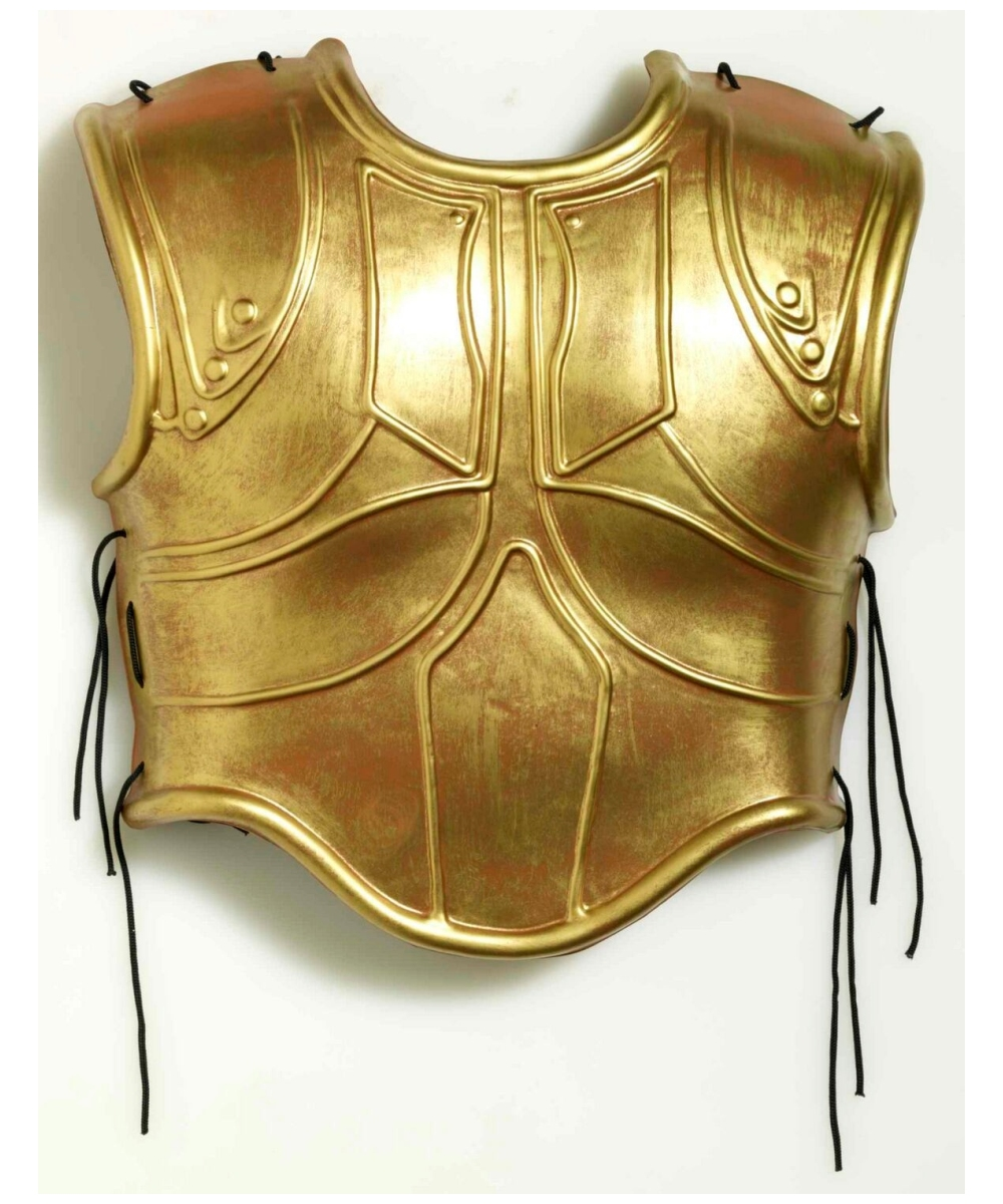 Roman Chest Armor Plastic Costume
