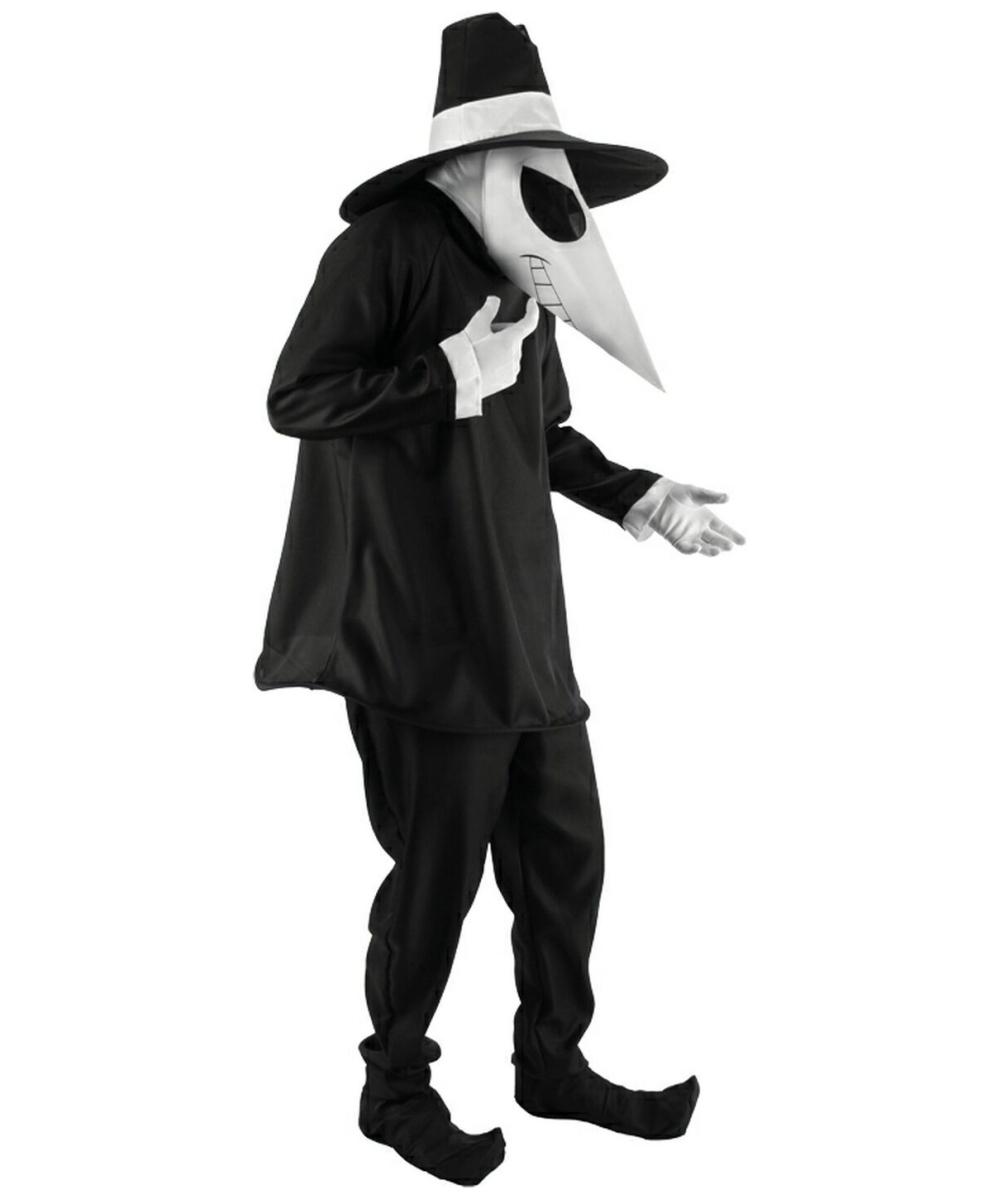 spy vs spy black spy costume adult costume couple halloween costume at wonder costumes