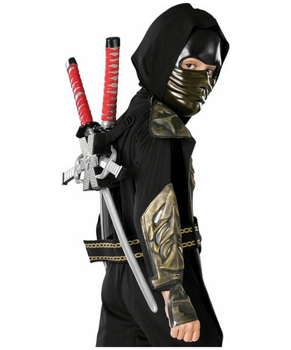 Swords Ninja Sais Set